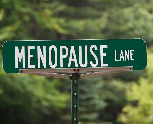 Just Jenn Menopause